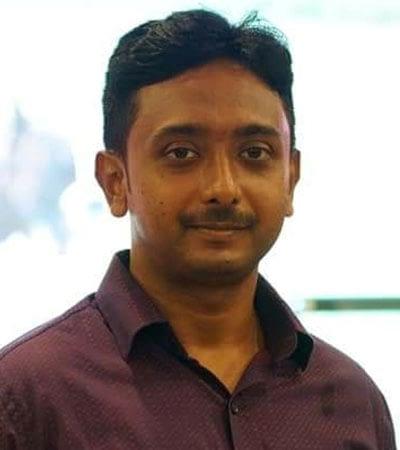 Mr. Goutam Giri