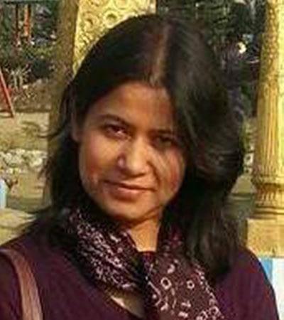 Ms. Malabika Roy Chowdhury