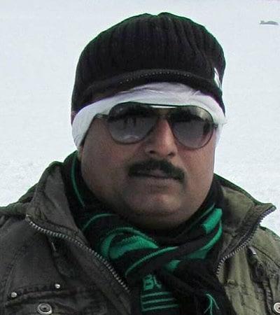Mr. Surajit Mitra